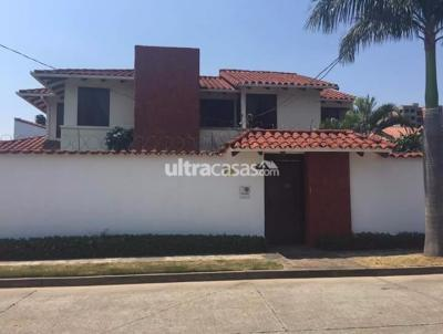 Casa en Alquiler en Santa Cruz de la Sierra 3er Anillo Sur Radial 10, Barrio Polanco Calle Juan Blanco 3020