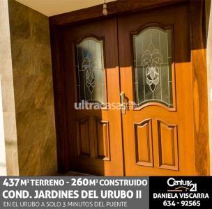 Casa en Venta URUBO, Condominio Jardines del Urubo II Foto 20