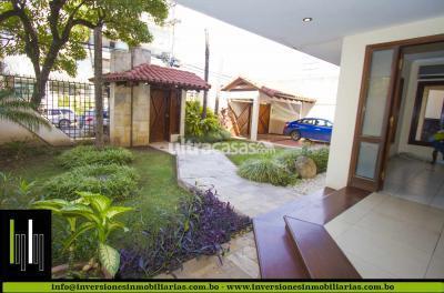 Casa en Alquiler en Santa Cruz de la Sierra Equipetrol Equipetrol a metros del 2do anillo, calle Guemes