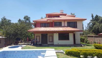 Casa en Venta en Cochabamba Quillacollo Av. Blanco Galindo  Km 11 - 500 Mtrs. Al Norte, Zona Iquircollo