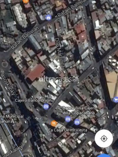 Casa en Anticretico en La Paz Villa Copacabana INMEDIACIONES CRUCE VILLA COPACABANA