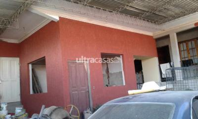 Casa en Venta en Tarija Palmarcito Barrio luis espinal entre av monseñor abel costas y gustavo medina ortiz