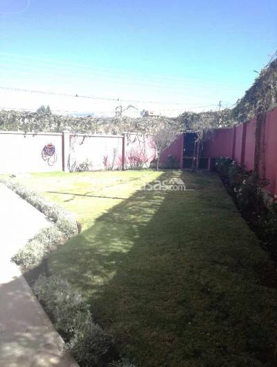 Casa en Alquiler en La Paz Achumani Meseta de achumani