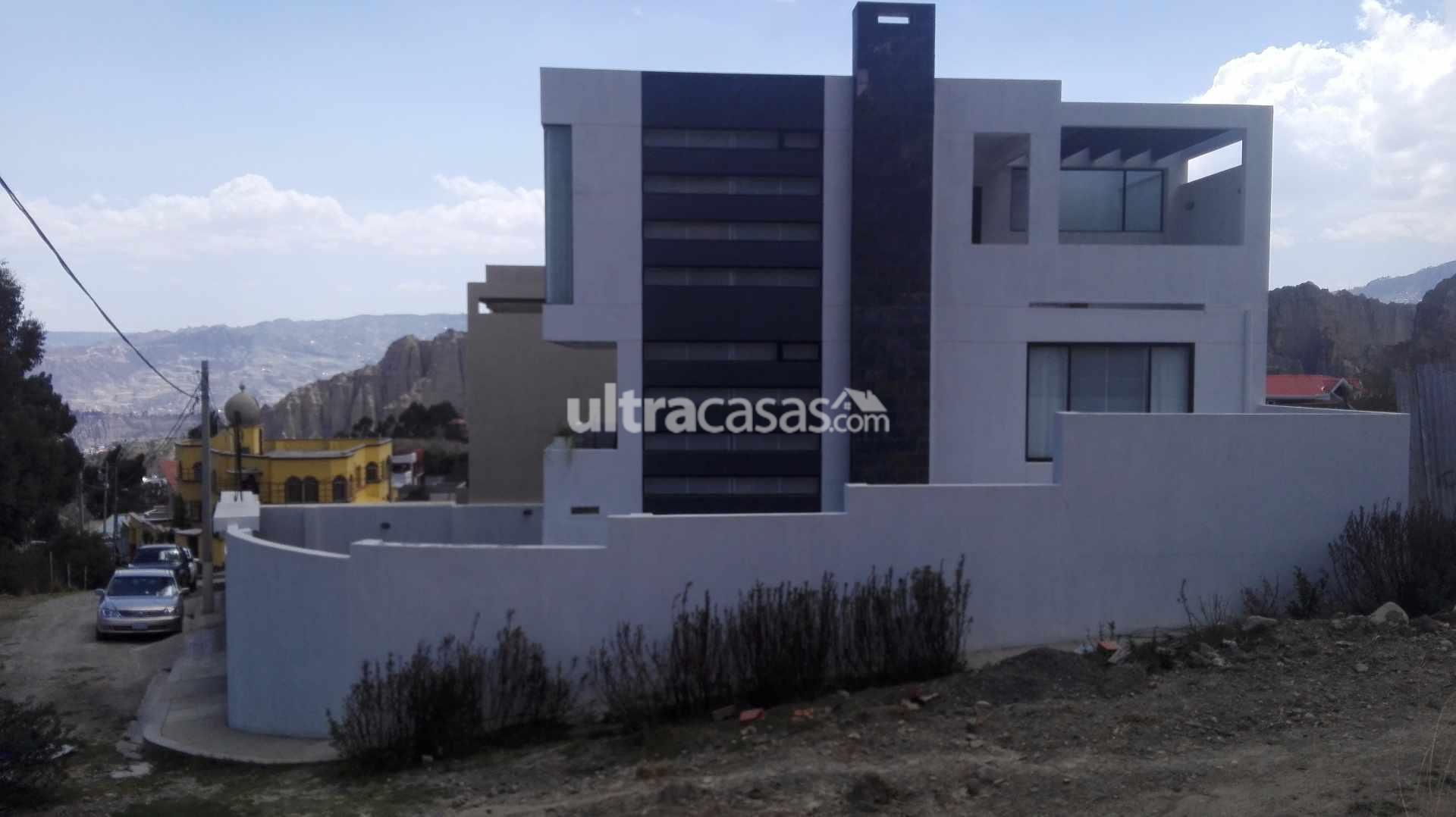 Casa minimalista achumani for Casas minimalistas la paz bolivia
