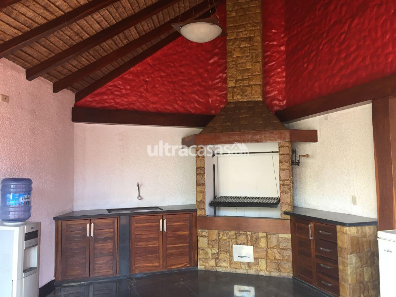 Casa en Venta Av. Banzer km, 10, condominio Sevilla Las Terazas I, calle San Pedro Oeste 24. Foto 14