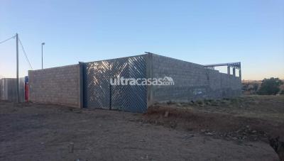 Terreno en Venta en Sucre Sucre a 30m de la avenida principal del campo ferial LAJASTAMBO