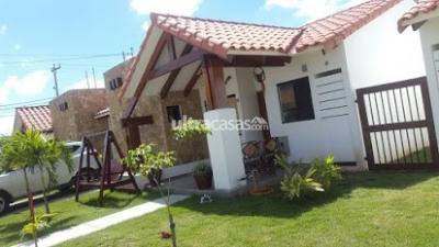 Casa en Alquiler en Santa Cruz de la Sierra Carretera Norte ZONA  NORTE , Kl 10