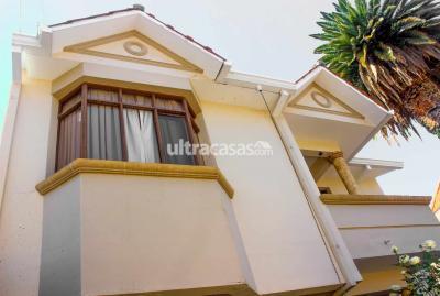 Casa en Venta en Cochabamba Cala Cala Calle Manchay-Puito #2101