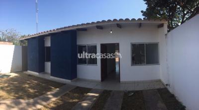 Casa en Venta en Santa Cruz de la Sierra 7mo Anillo Sur barrio amboro
