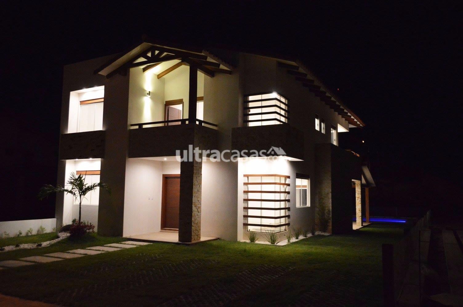 Casa en Venta Urbanización Los Parques II - Urubo Foto 2