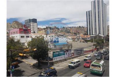 Casa en Alquiler en La Paz Obrajes Av. Hernando Siles No. 402 esq. Calle 16 Obrajes
