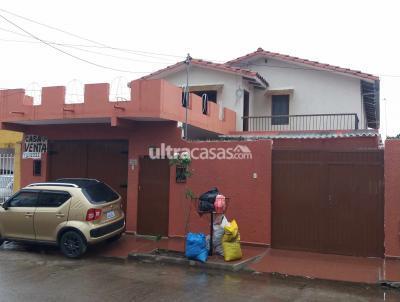Casa en Venta en Santa Cruz de la Sierra 2do Anillo Este Calle San Joaquín entre 2do. Y 3er. Anillo