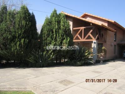 Casa en Venta en Cochabamba Tiquipaya Calle Del Caracol s/n Los Trojes, Tiquipaya