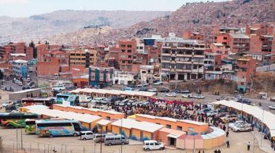 Casa en Venta en La Paz Villa Fatima Casa en Venta en Lugar Comercial