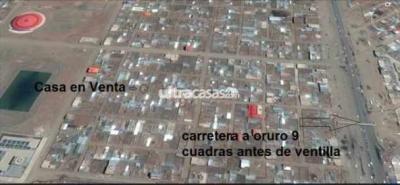 Casa en Venta en El Alto 16 de Julio El Alto Ventilla Calle Ricardo Perez Alcala Distrito 8