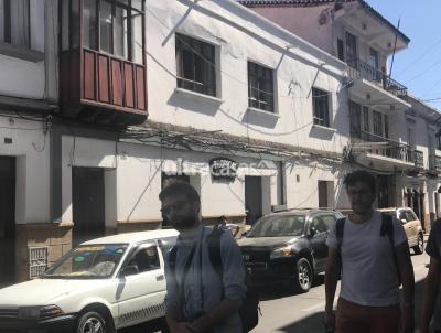 Casa en Venta en Sucre Centro Calle estudiantes entre Junin y Argentina, zona central