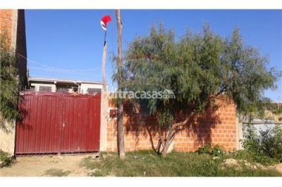 Casa en Venta en Tarija Las Barracas El Portillo
