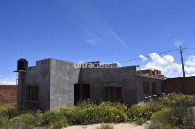 Casa en Venta en Viacha Viacha Camino a Viacha, Zona Barrio Nueva Tilata, s/n Manzano A 30, casa: 225m2, terreno: 1200m2 y  galpon, nuevo y ofertable!!!