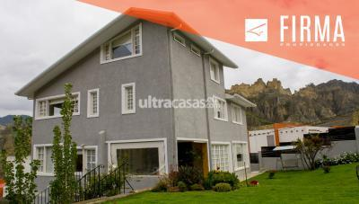 Casa en Venta en La Paz Irpavi FCV348 – FV348 – CASA EN VENTA, IRPAVI II