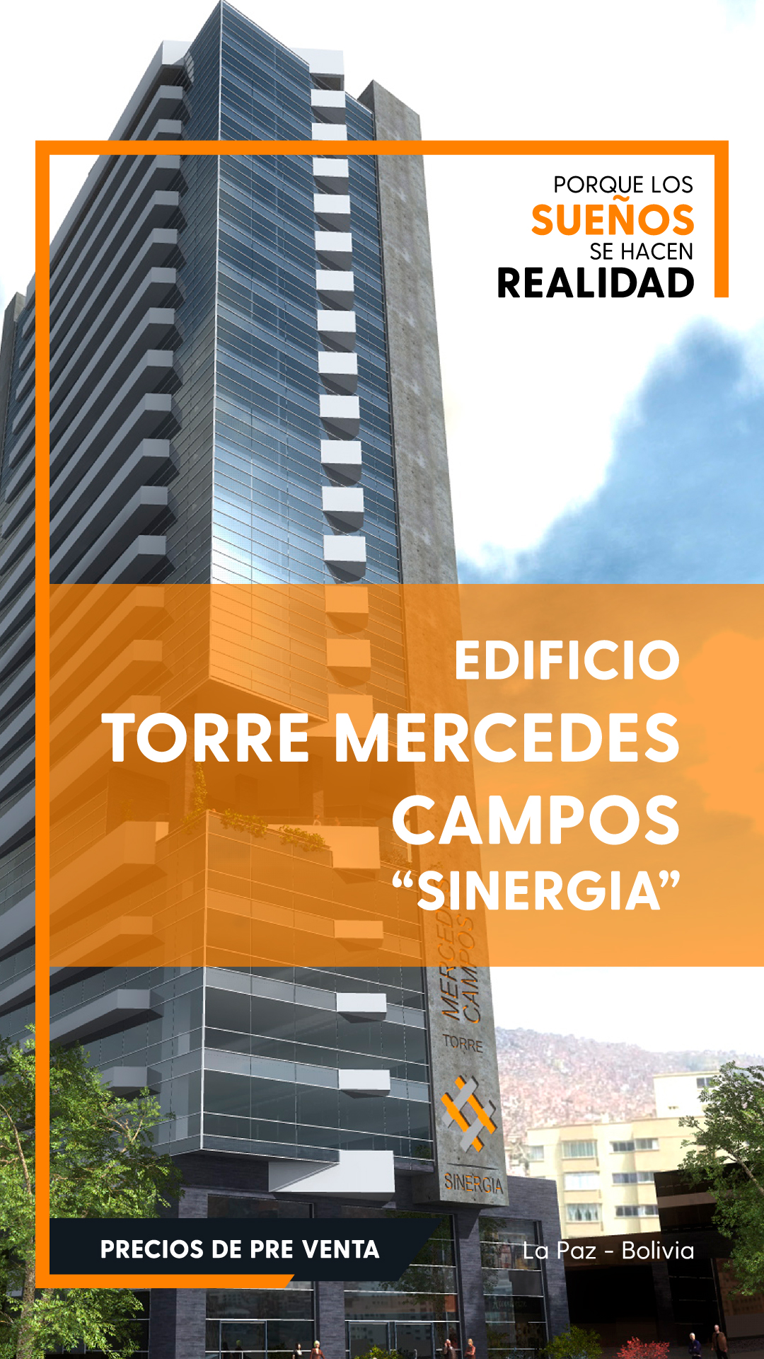 Torre Mercedes Campos Sinergia